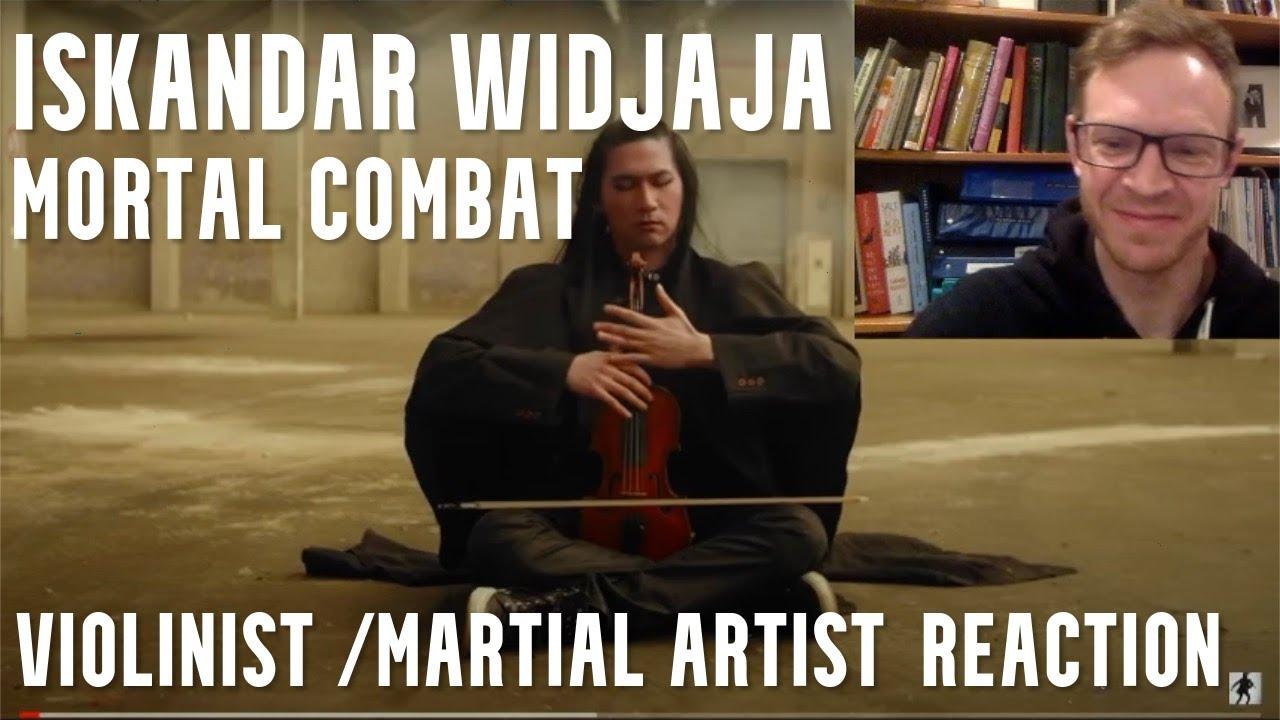 "Iskandar Widjaja, ""Mortal Combat,"" Violinist, Martial Artist Reaction"