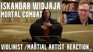 Iskandar Widjaja, Mortal Combat, Violinist, Martial Artist Reaction