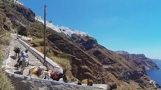 Cyclades holiday: Paros, Koufonisia & Santorini