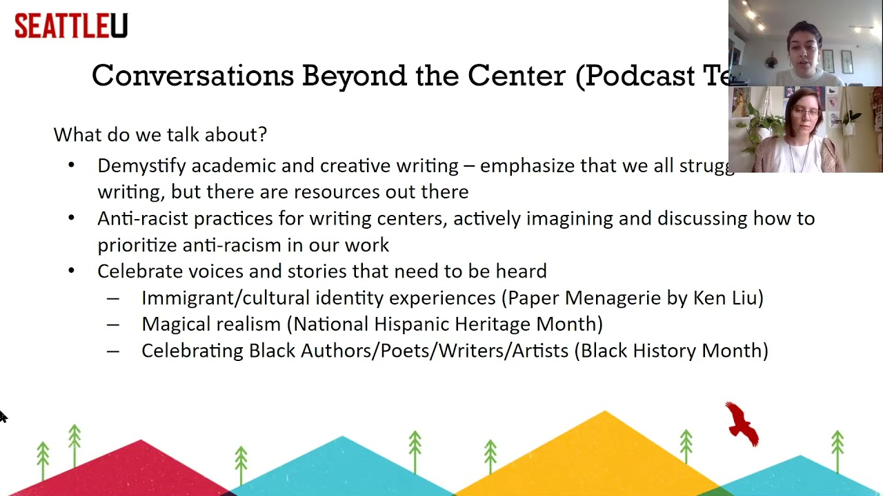 The Writing Center as a Humanizing Space: Adaptability, Resilience, Community, and Defining Values