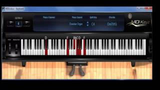 Peter Cetera-The Glory of Love-Piano Tutorial