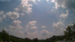 Cloud Camera 2018-08-16: University of North Georgia Oconee