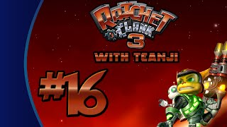 Let's Play: Ratchet & Clank 3 (Trilogy Edition) - Episode #016: The Holoshield