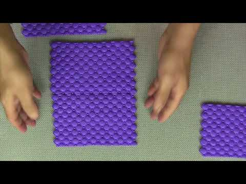 Decorate Cakes | Quilted Texture & Swiss Dots | Fast, Easy & Perfect | Tufted Swiss Dot Simpress™