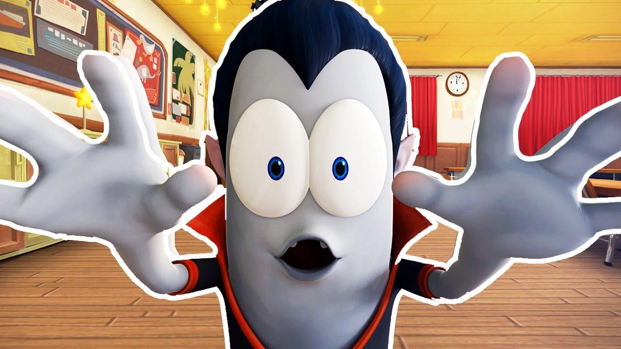 cartoon funny spookiz dance animated season shall