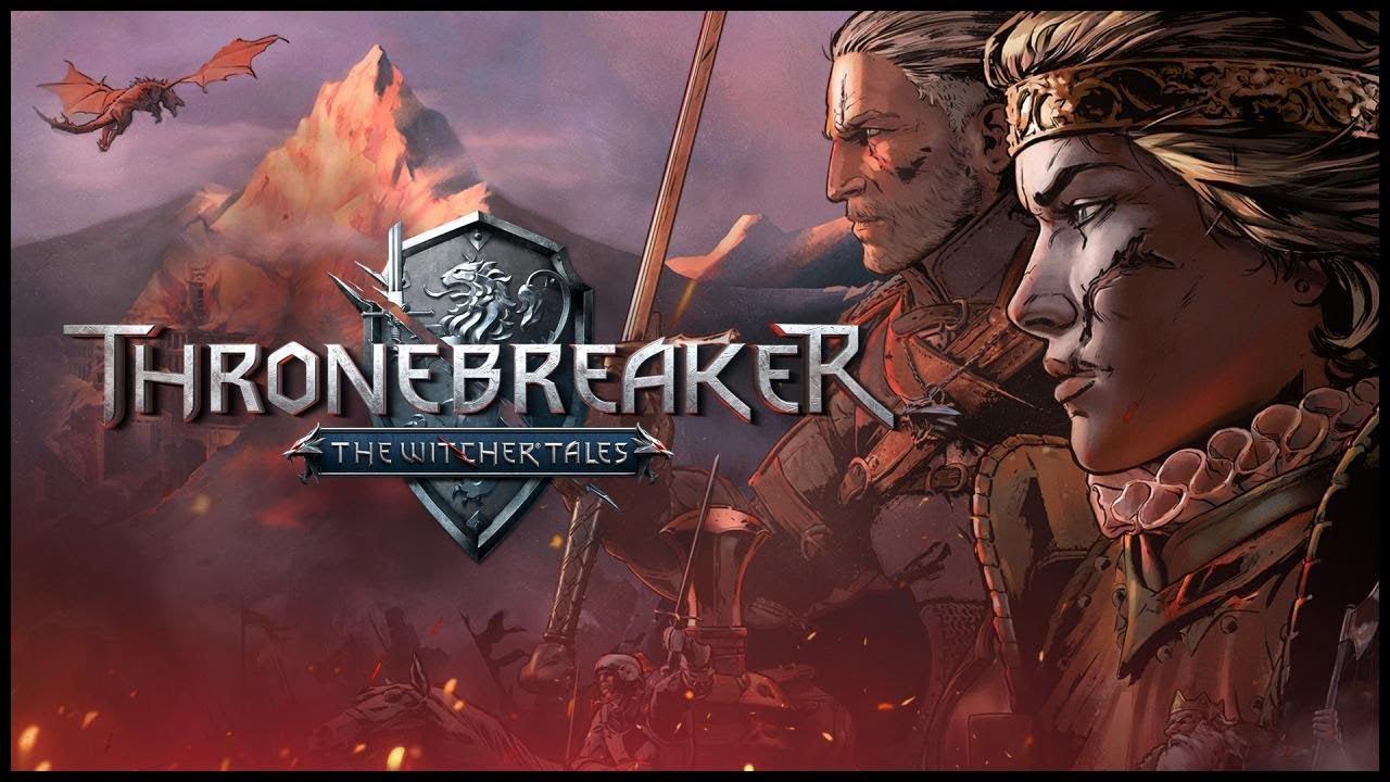 Thronebreaker: The Witcher Tales - O FILME (Dublado) PT-BR
