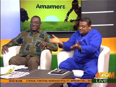 Badwam Mpensenpensenmu on Adom TV (8-1-18)