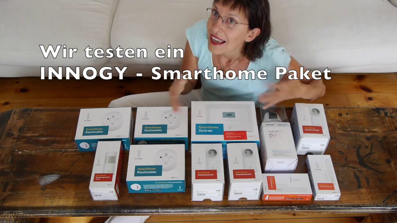 Werbung Innogy Smart Home Test Die Installation Youtube