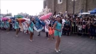 carnaval 2017 2da seccion San Miguel Tenancingo tlaxcala 1ra parte