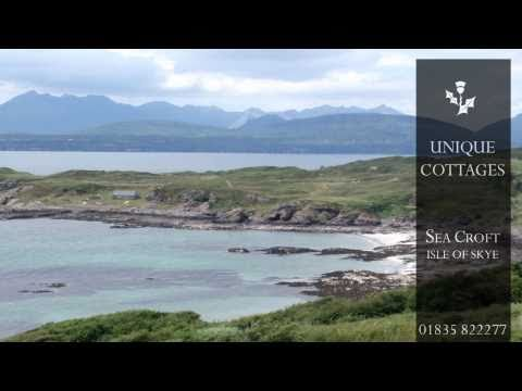 Sea Croft, Tarskavaig, Sleat, Isle of Skye, Self catering holiday accommodation