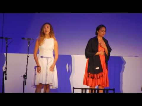 Karen Olivo & Solea Pfeiffer  A Boy Like ThatI Have A Love