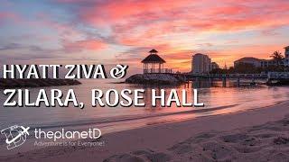 Hyatt Zilara and Hyatt Ziva Rose Hall Montego Bay,...