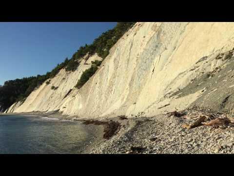 дикий пляж потрясающей красоты вблизи Кабардинки