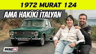50 yaşında Murat 124 , ama hakiki İtalyan  Bir tur versene