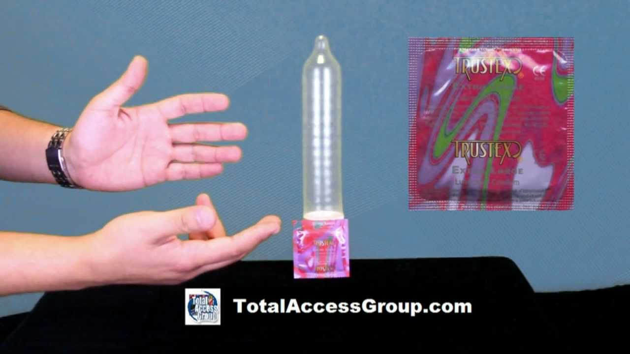 Trustex Extra Large Lubricated Condom Review By Total Access Group