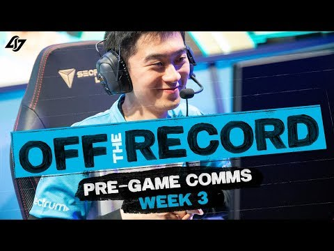 """""""Oh My God What Inters"""" - CLG: Off The Record 
