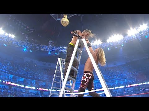 Jeff Hardy vs Edge - Extreme Rules 2009 Highlights