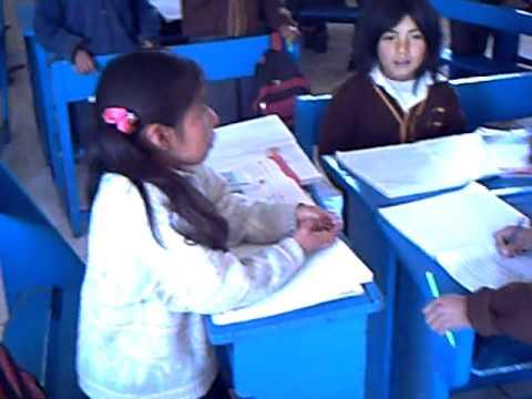 CUSCO street kids from Bruce Peru now in Tika Tika National School, CUZCO, Peru