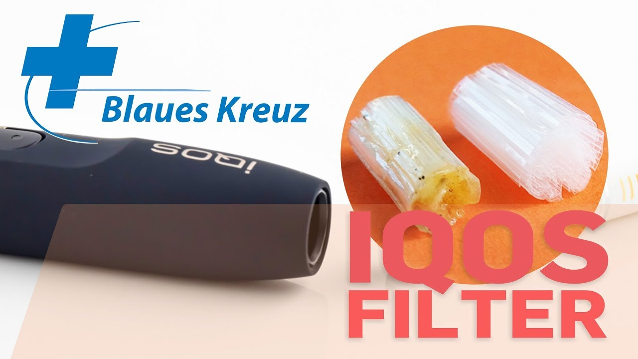 Facts zu IQOS-Filter