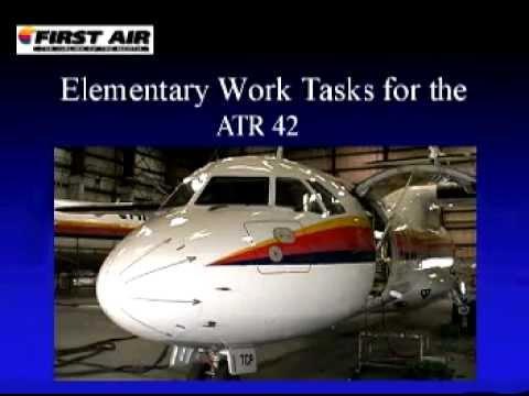 atr 42 aircraft maintenance training youtube rh youtube com atr 72-600 maintenance manual atr 72 aircraft maintenance manual download