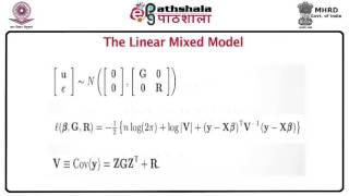 The Generalized Linear Mixed Model