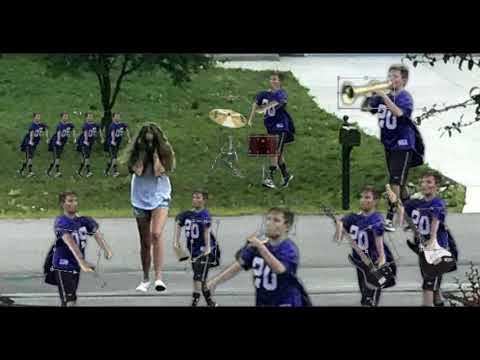 Trumpet boy - Hooked on a Feeling