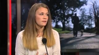 Intervju om angst på TV2 Nyhetskanalen