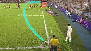 FIFA 18 Direct Corner Kick Goals Tutorial