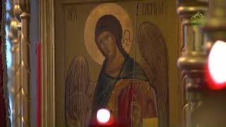 Божественная литургия 4 мая 2020 г., Храм Рождества Христова, г. Екатеринбург