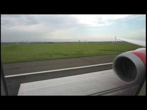 GENX VS TRENT 1000 takeoff sound