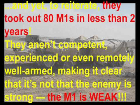 The REAL M1 Abrams! Chapter 11: Combat Record (Part 2 of 2)