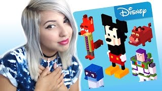 Disney Crossy Road (iPhone Gameplay)
