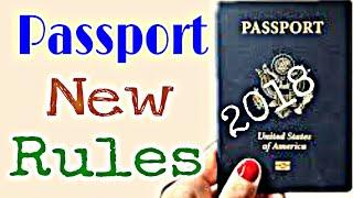 #telugu10mm #passport Passport new rules in 2018| passport america| in telugu by Rakesh
