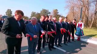 Футбольный манеж открыт в Витебске