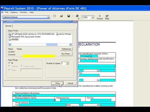 PDF995 Printer Support