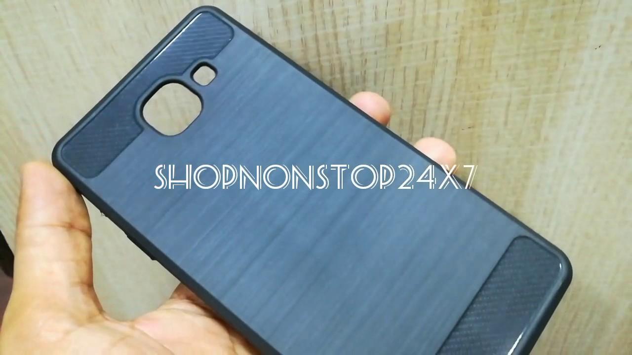 size 40 f31fd e095d Samsung Galaxy J7 Max Premium Black Case