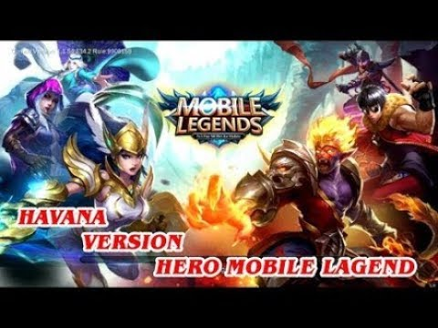 Havana Cover By All Hero Mobile Legend