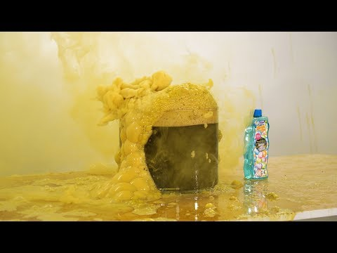 don't-mix-smoke-grenades-and-soap-water-|-gone-wrong-:d