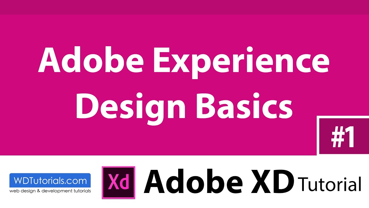 introduction to adobe experience design (xd)