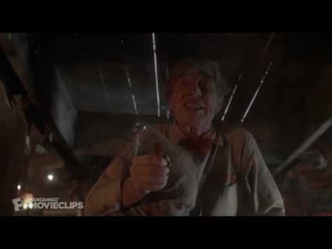 The Texas Chainsaw Massacre 2 11 11 Movie CLIP   nubbins and the cook 1986 HD