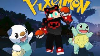 excaliburCraft PixelMon 1 серия. Новый покемон. Ферма априкорнов