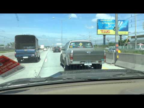 TOYOTA Tiger D4D VS All New Dmax @Pattaya
