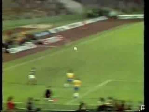 Scotland v Brazil 1974