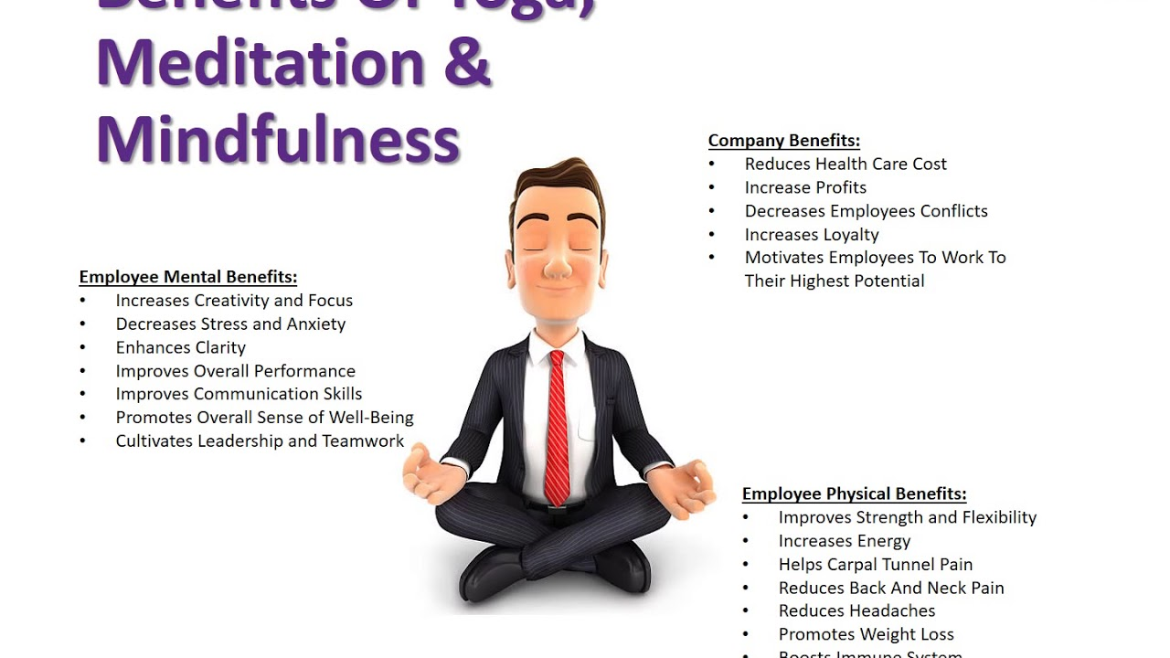 Value & ROI in Wellness Programs -  DoYogaBeHappyAtWork