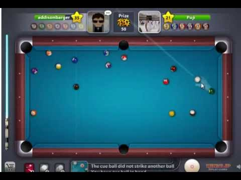 miniclip 8 ball pool trick shots amazing youtube. Black Bedroom Furniture Sets. Home Design Ideas
