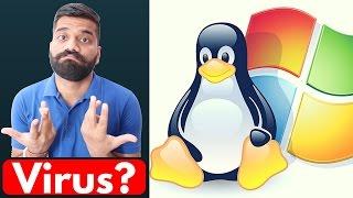 Video What is Linux? Linux Vs Windows? No Virus? download MP3, 3GP, MP4, WEBM, AVI, FLV Juli 2018