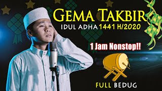 Download Lagu GEMA TAKBIR Idul Adha 2020 - 1 Jam Nonstop! Full Bedug mp3