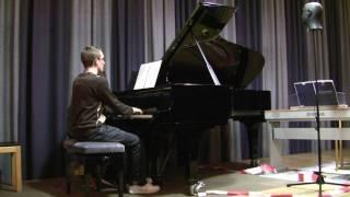 Klimperline & DonBos Brahms Walzer op. 39  Nr. 15