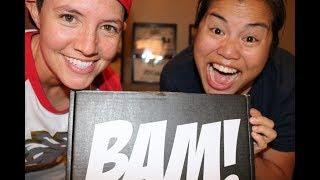 2017 September BAM! Box Unboxing