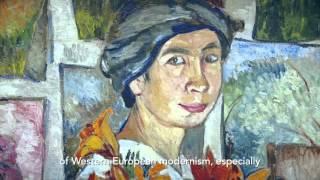 Liebe in Zeiten der Revolution. Künstlerpaare der russischen Avantgarde // Videopodcast